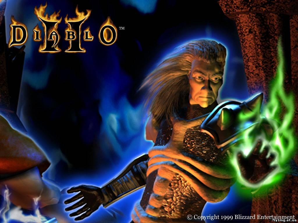 Русификатор для Diablo 2 Для всех поклонников популярной игры Diablo 2